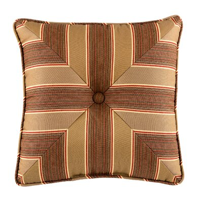Postel Square Throw Pillow
