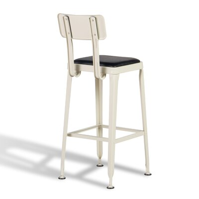Brighton Bar Stool (Set of 50) Material: Fabric/Linen, Size: 39 H x 19 W x 17 D