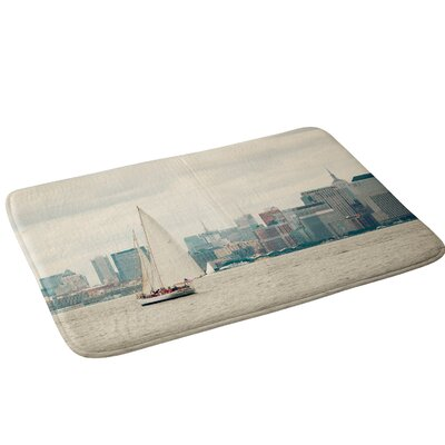 Catherine McDonald Sail NYC Bath Rug