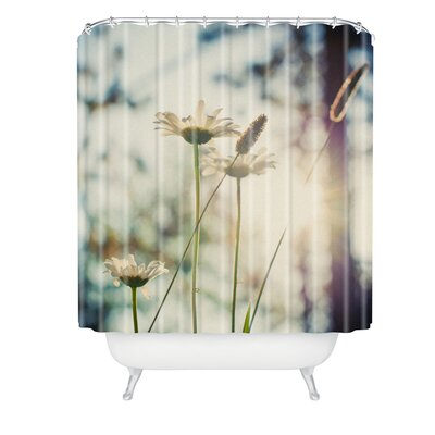 Bird Wanna Whistle Summers Past Shower Curtain