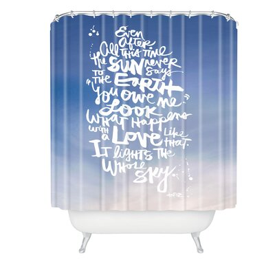 Kal Barteski Even After All Shower Curtain