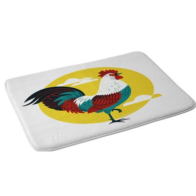 Lucie Rice Strut Bath Rug