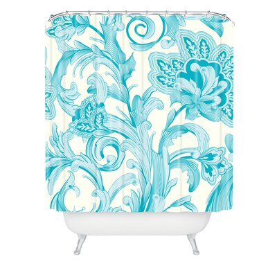 Sabine Reinhart Special Connection Shower Curtain