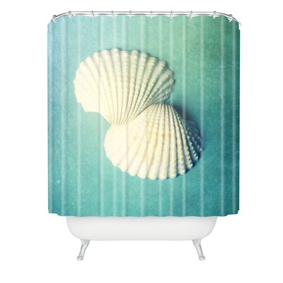 Olivia St Claire Soul Mates Shower Curtain