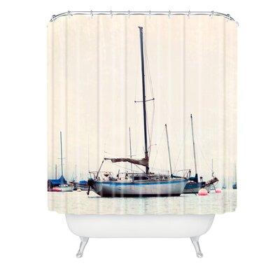 Bree Madden Ships at Sea Shower Curtain
