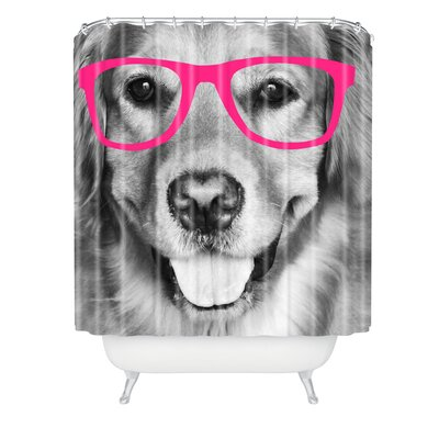Allyson Johnson Hippest Dog Shower Curtain
