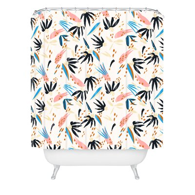 Holli Zollinger Adobo Shower Curtain