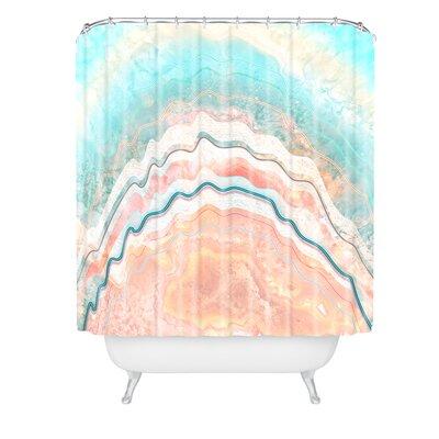 Iveta Abolina Spring Oyster Shower Curtain