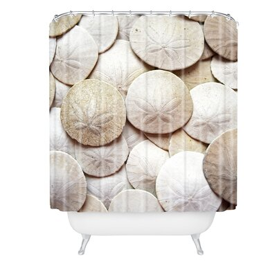 Lisa Argyropoulos Jewels of the Sea Shower Curtain