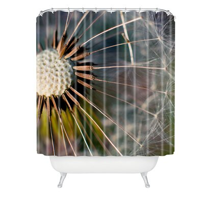 Bird Wanna Whistle Make a Wish Shower Curtain