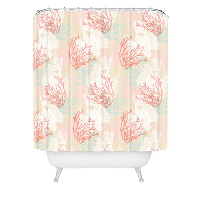 Aimee St Hill Tiger Fish Shower Curtain
