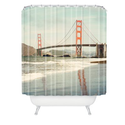 Bree Madden Bakers Beach Shower Curtain