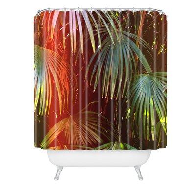 Catherine McDonald Hot Tropic Shower Curtain