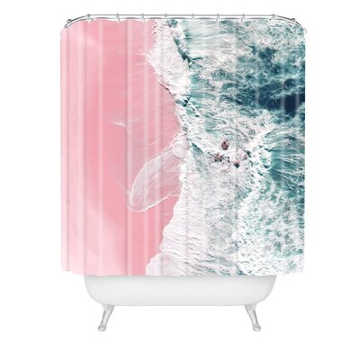 Ingrid Beddoes Sea Love Shower Curtain