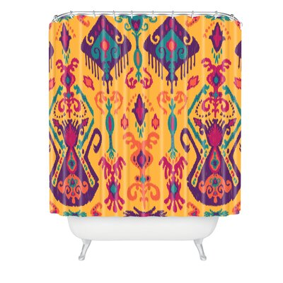Arcturus Cloud Tie Sunshine Shower Curtain