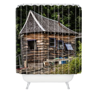 Barbara Sherman Lobster Shack Shower Curtain