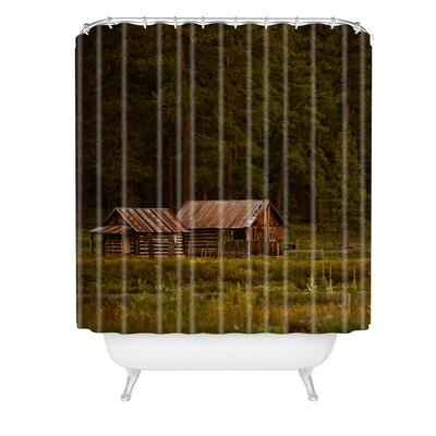 Barbara Sherman Peaceful Ranch Shower Curtain