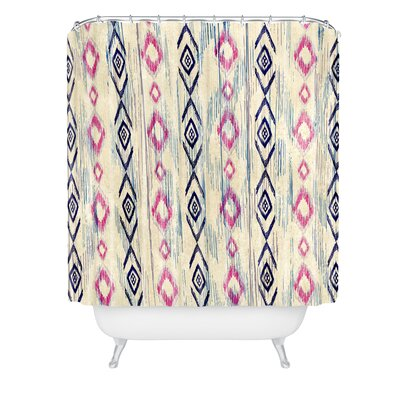 RosebudStudio Boho Moma Shower Curtain