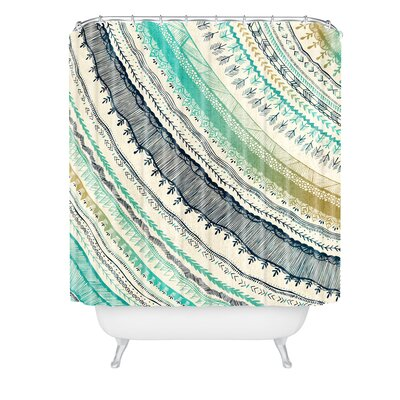 RosebudStudio Boho Fall Shower Curtain