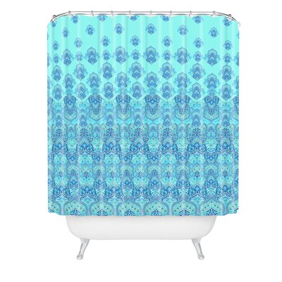 Aimee St Hill Farah Blooms Shower Curtain