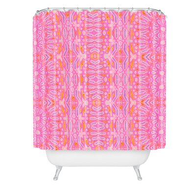 Amy Sia Casablanca Shower Curtain