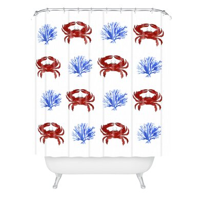 Laura Trevey Shower Curtain