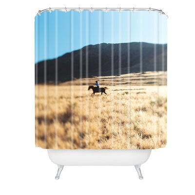 Chelsea Victoria How The West Was Won Shower Curtain