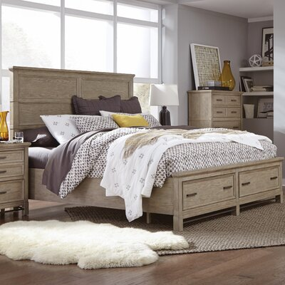 Westerman Panel Storage Bed