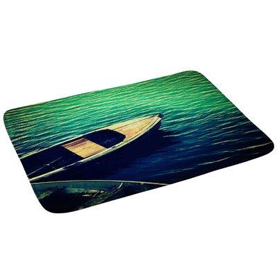 Krista Glavich Monterey Boats Bath Rug