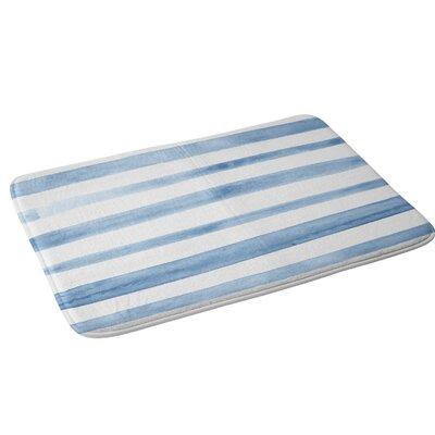Kelly Haines Stripes Bath Rug