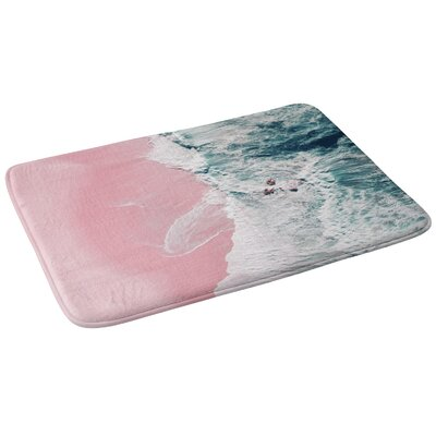 Ingrid Beddoes Sea Love Bath Rug