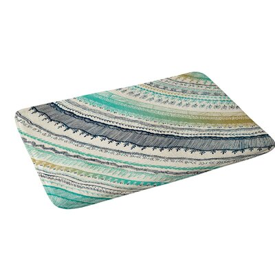 Rosebud Studio Boho Fall Bath Rug