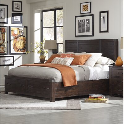 Crater Ridge Platform Bed