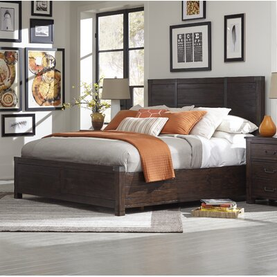 Crater Ridge Hill Platform Bed