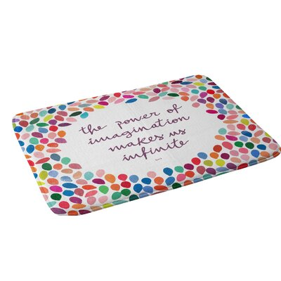 Garima Dhawan Imagination Bath Rug
