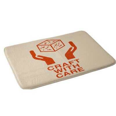 Florent Bodart Craft With Care Bath Rug