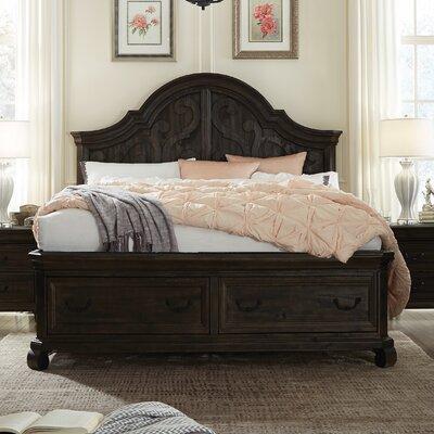 Aguero Panel Bed