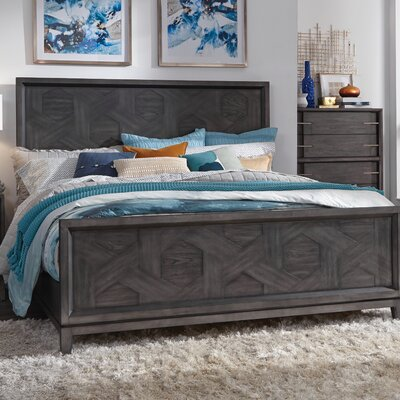Diehl Panel Bed