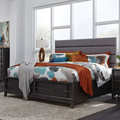 Diehl Storage Panel Bed