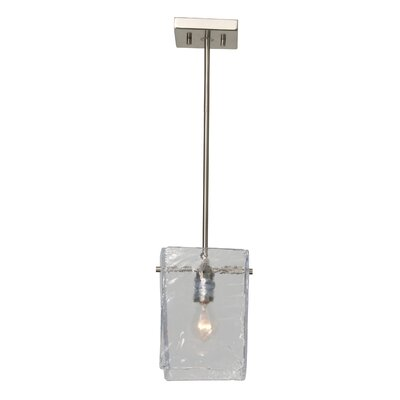 Markowski 1-Light Mini Pendant