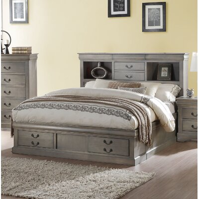 Hounslow Storage Panel Bed Size: Queen