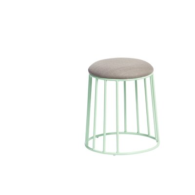 Violetta Bar Stool (Set of 50) Upholstery: Camira