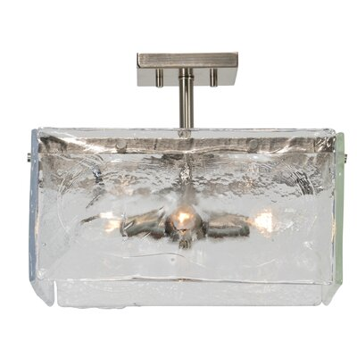 Tracie 4-Light Semi Flush Mount