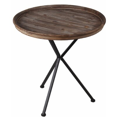 Hepp Round Tray Table
