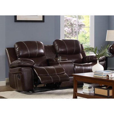 Mcelhaney Motion Reclining Loveseat