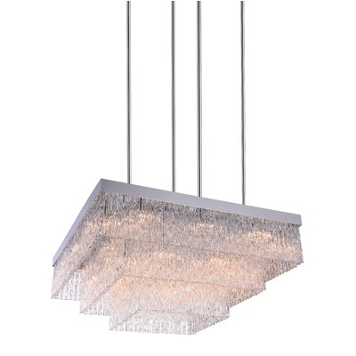 Carlotta 20-Light Crystal Chandelier