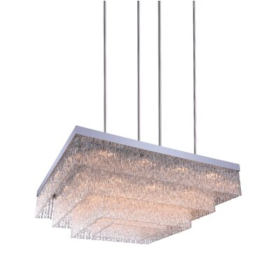 Carlotta 36-Light Crystal Chandelier