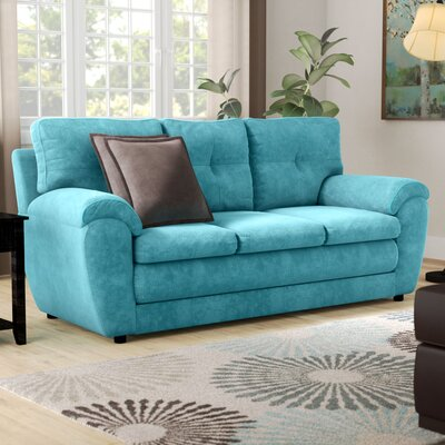 Beneduce Sofa Upholstery: Mission Caribbean