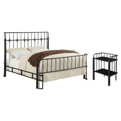 Loftus Panel Configurable Bedroom Set