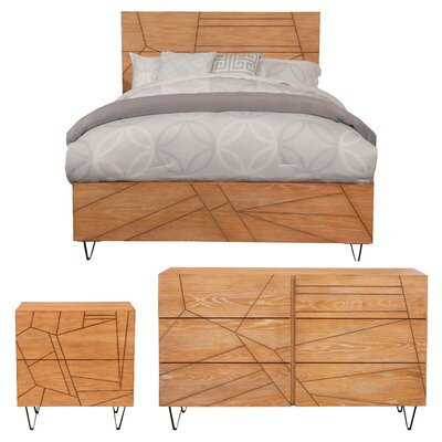 Riverton Platform Configurable Bedroom Set